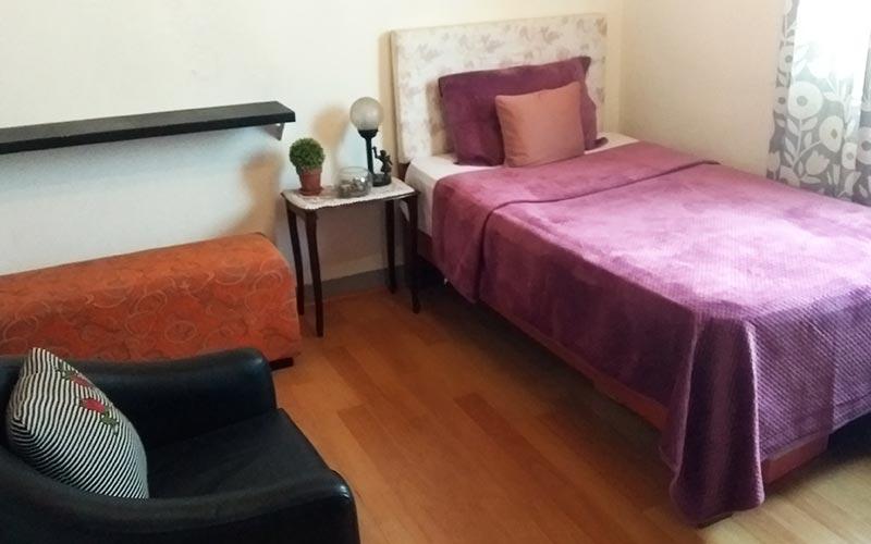 Habitación en Miraflores dentro de Condominio - CasasDepasyCuartos.com