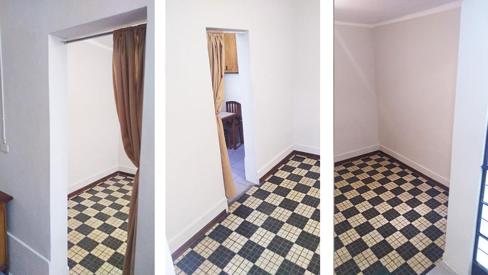 MD01 Alquiler Minidepartamento en Pueblo Libre - Cuarto central desde diversas vistas - CasasDepasyCuartos.com