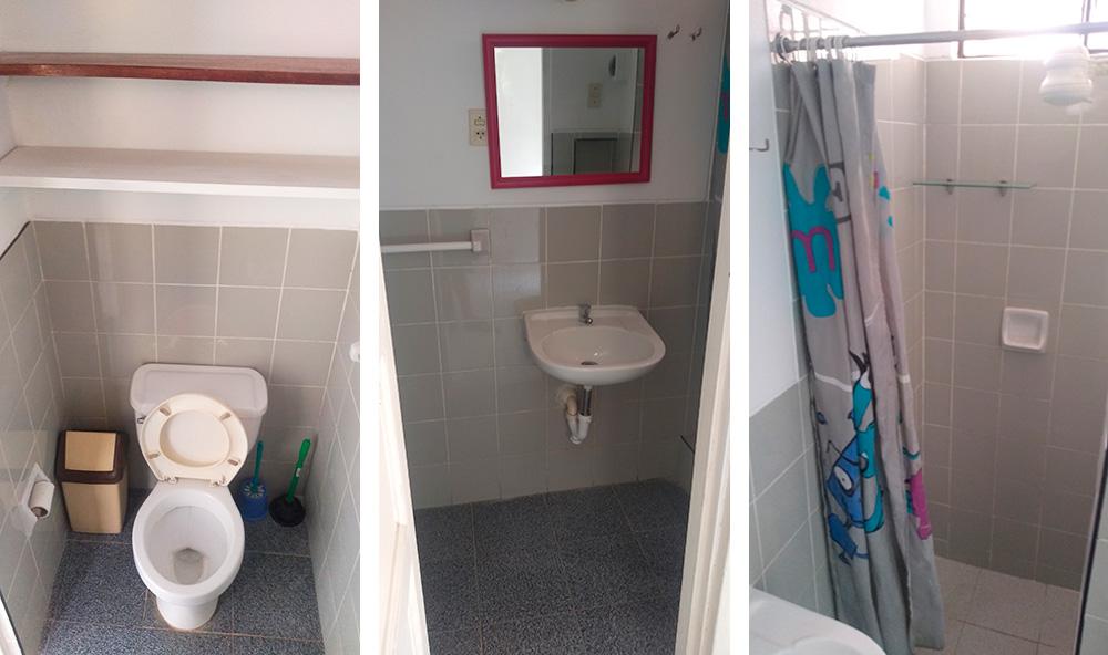 MD03 Alquiler Monoambiente 1er piso en Pueblo Libre - Baño completo - CasasDepasyCuartos.com