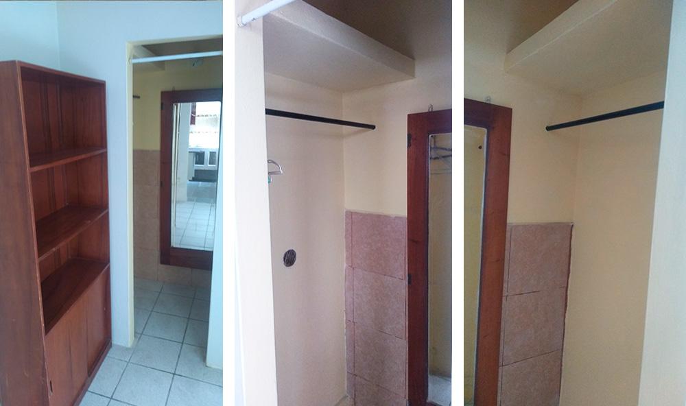 MD03 Alquiler Monoambiente 1er piso en Pueblo Libre - Corredor y Closet - CasasDepasyCuartos.com