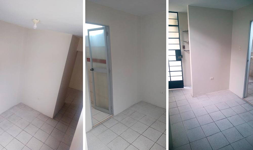 Md02 - Zona de ingreso al Minidepa - uso múltiple - Mini 2do piso en Pueblo Libre - CasasDepasyCuartos.com